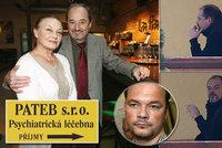 Starosti Viktora a Jany Preissových: Syn Martin je znovu v léčebně!