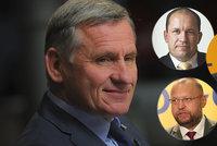 Boj o šéfa lidovců: Trojici rivalů číhá Čunek za zády. Kdo za Bělobrádka?