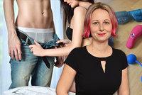 Sexuální asistentka pro postižené Věra (34): Poskytuje intimní dotyky i nahotu. Co její práce obnáší?