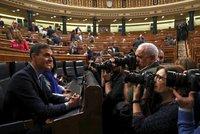 Poslanci smetli vládní rozpočet. Španělsko má nakročeno k předčasným volbám