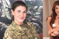 Sexy vojanda má pořádný průšvih: Její pornofotky i video se šíří internetem