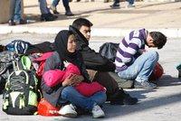 Pět dní jedli zbytky. Manžele z Iráku prý nechali v Maďarsku hladovět