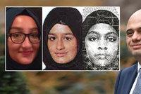"""""""Teroristy doma nechceme."""" Ministr ostře odmítl návrat těhotné Šamimy (19) a dalších nevěst IS"""