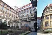 Další hotel v centru Prahy? Místní se bouří. Bojí se o průchod skrz areál