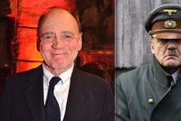 Zemřel nejslavnější filmový Hitler. Švýcarskému herci Bruno Ganzovi bylo 77 let