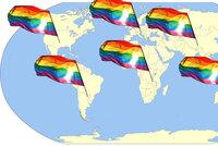 """""""Táta nevěřil, že gayové existují,"""" svěřila se Blesku Syřanka. Kde čeká homosexuály smrt?"""