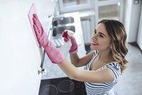 6 nejčastějších chyb při úklidu. Děláte je také?