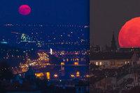 Dnes večer pohlédněte vzhůru: Shlédne na nás »Superměsíc«!