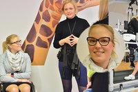 Díky vozíku neřeším nesmysly! Sportovkyně Kateřina (21) doufá, že jednoho dne zas bude chodit