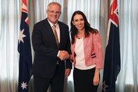 Deportace lidí zažehly spor. Kvůli migraci šije premiérka Nového Zélandu do Australanů