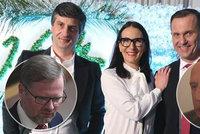 Plivanec na první dámu ODS za Soukupovy narozeniny? Udženija má ve straně oporu