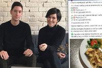 Nápad jako Brno: Restaurace prodávají nesnězené jídlo přes facebook za poloviční cenu