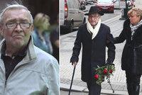 Rudolf Jelínek (84) z Majora Zemana ve špitále: Krvavá nehoda!