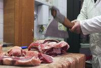 Veterináři našli zbytek hovězího z Polska. Salmonelová hrozba skončila v jídelně