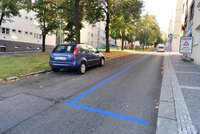 Praha 6 se obleče do modré: Od listopadu se rozšíří parkovací zóny