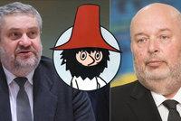 "Polský ministr se kauzou masa baví, vytáhl Krtečka a Rumcajse. Tomanovi vytkl ""kousavé poznámky"""