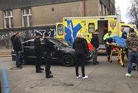 Ujížděl před policií po chodníku a zranil muže: Ukrajinec dostal 5 let i za vydírání, stížnost soud odmítl