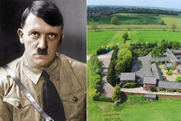 Milionář, co spí v Hitlerově posteli: Prodává své sídlo za 58 milionů