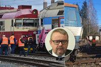 Peklo na českých kolejích: Čtyři srážky vlaků za dva týdny. Mají se cestující bát?