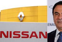Exšéf Nissanu měl okrádat firmu. Po 100 dnech vazby zaplatil kauci 200 milionů