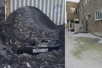 Rarita, nebo problém? Černý či zelený sníh je toxický, vědci jsou zděšení