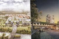 Praha prodá developerovi pozemky za 242 milionů. Rohan City chce začít stavět po prázdninách