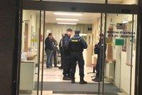 Šest mrtvých po střelbě v ostravské nemocnici: Pražská policie posiluje bezpečnostní opatření!