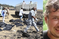 Martin pozval na výlet do Afriky maminku a sestru! Syn poslance zahynul s rodinou při pádu letadla