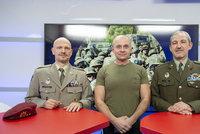 Vysílali jsme: Jaké vybavení a kolik nových vojáků potřebuje česká armáda?