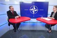 Vysílali jsme: Generál o 20 letech Česka v NATO. Máme co slavit?