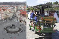 Pivní kola budou mít utrum: Od léta je zakážou v centru Prahy i v dalších oblastech