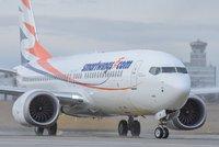 Nouzové přistání v Praze! Letadlo Smartwings s 189 cestujícími na palubě mělo závadu senzoru