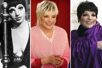 Sex, drogy a muzikály: Liza Minnelliová slaví 73. narozeniny!