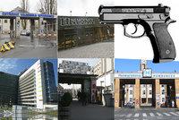 Čtyři dny po střelbě ve vinohradské nemocnici: Změní se bezpečnostní opatření v pražských špitálech?