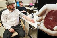 Herec Zima (47) daroval ledvinu a zachránil život! Lékaři varují: Tahle nemoc nebolí!