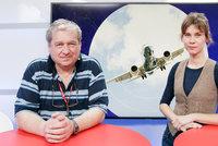 """Letadla s Čechy uzemnily pády boeingů. """"Přehnaná opatrnost,"""" říká bývalý pilot"""