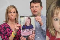 Nevysvětlila pach mrtvoly z pronajatého auta: Matka zmizelé Maddie odmítla policii odpovědět na desítky otázek