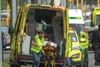 """""""Všude byli mrtví. Prosil jsem boha, aby střelci došly náboje."""" Svědci popsali teror v mešitách"""