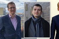 Třetí Čižinský chce do politiky. Nejmladší z bratrů Kryštof zabojuje o Brusel