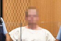 Terorista z Nového Zélandu si stěžuje na vězení. Chce návštěvy, telefon a televizi