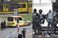 Teror v nizozemském Utrechtu: Na několika místech se střílelo, nejméně jeden mrtvý