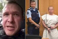 Teroristu ze Zélandu odsoudil místní gang k smrti: Střeží ho policie, advokát se bojí o jeho život
