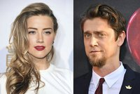 Krásná exmanželka Deppa Amber Heardová: Randí s režisérem známého hororu!
