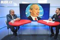 Živě z redakce Blesku: Vyloučila ODS Klause mladšího ze strachu? Komu to prospěje?