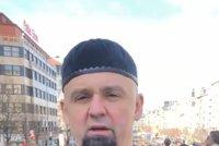 VIDEO: Pomůžu vám se ozbrojit, nabádá šéf pražských muslimů po střelbě na Zélandu. Ústředí žádá vysvětlení