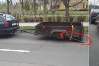 """""""Kutil Tim"""" z Opavy: Místo kolečka na vozíku skateboard! Před cestou ještě """"vyžahl"""" francovku"""
