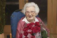 Zemřela herečka Žofie Trnková. Bylo jí 103 let