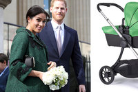 Porod se blíží, nákupy začaly! Miminko Harryho a Meghan si užije luxusu
