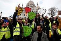 50 zatčených a uzavřená Champs-Elysées kvůli rabování: Drastická opatření zklidnila Paříž