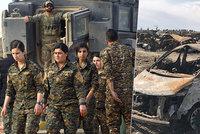 Nachází i sebevražedné pásy. Džihádisté se po porážce ISIS v Sýrii ukryli, kde je Bagdádí?